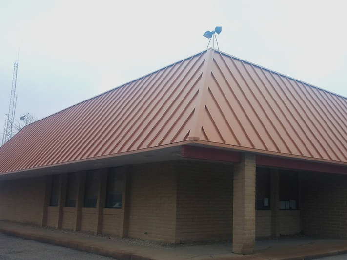 Commercial Roof - After