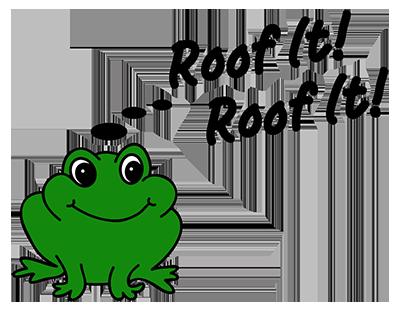 Copal Construction Frog