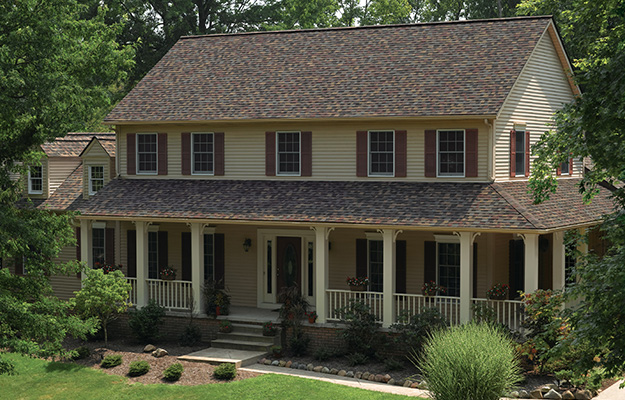 Beautiful Residential Roofing